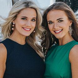 Candice and Lauren Henry